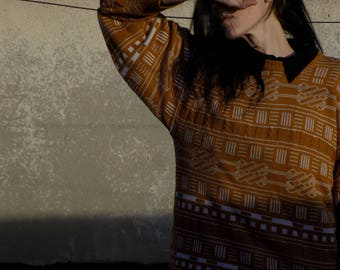 VNTG 80s Sweater - Hipster 80s Sweater