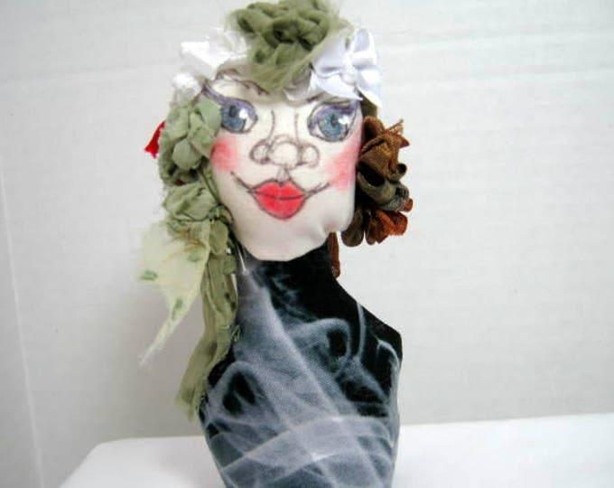 Smoky Pincushion