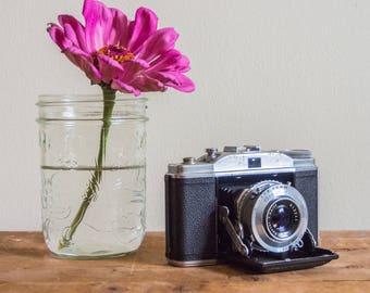 AGFA Solinette, Agfa, 35mm Camera, Agfa Camera, Art Deco, Antique Camera, Vintage, Rustic, Decor, Home Decor, Style, 1950's, Design