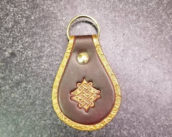 Norse Eagles Keychain Zipper Pull Key Chain