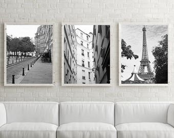 Paris wall art, extra large wall art, Paris photography, wall art canvas, Paris prints, canvas art, Paris decor framed wall art Eiffel tower