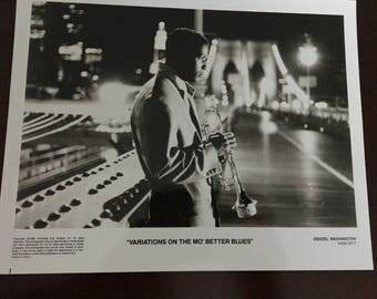 Photo from movie, Variations on the Mo' Better Blues.