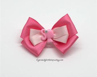 Pink Barbie Hair Bow