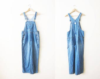 90s Overalls - 90s Womens Overalls XS - GAP Overalls - Denim Overalls - Vintage Overalls Small - 90s Clothing - Grunge Jeans - 90s Denim