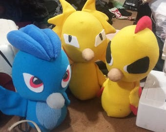 Legendary Birbs  plush