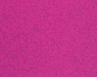 Maharam Upholstery Fabric Kvadrat Divina Melange 620 Wool 4.375 yds Fuchsia 460830–620 (FH)