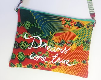 DREAMS COME TRUE purse