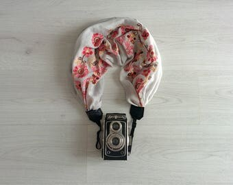 Camera strap Luxury camera strap Moonlight camera strap Scarf camera strap DSRL camera strap Photographer accessories Camera accessories