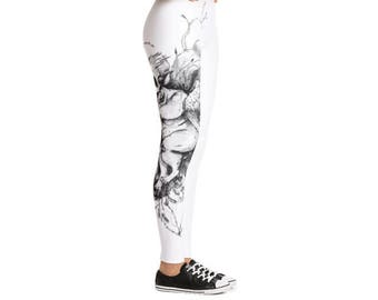 Forest Witch Leggings