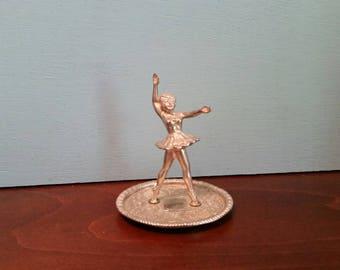 Ballerina Ring Holder
