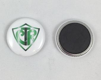"CTR - 1"" Magnet"