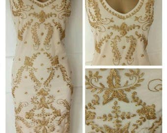 gatsby dress, flapper, charleston, party, wedding, ladies, birthday, dress size uk18, us14, aus 8, eu46