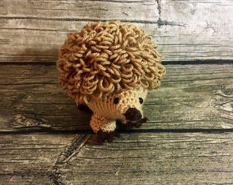 Hesgehog, stuffed hedgehog, crochet hedgehog, baby hedgehog, amigurumi hedgehog, hedgehog toy, hedgehog animal, hedgehog doll