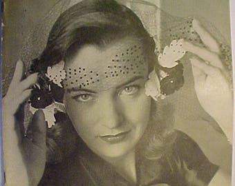 February 28, 1944 LIFE Magazine with Ella Raines on the Cover has 116 pages of ads and articles No.2