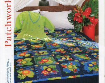 The magazine of the Patchwork QUILT mania-