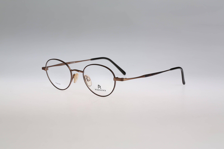 Rodenstock Titanium R 4221 A / Vintage eyeglasses / NOS / 90s ...