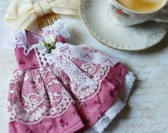 "Dress set for Blythe dolls - ""La nouvelle mode"" Collection"