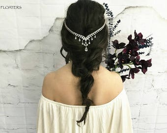 Wedding Hair Accessories, Bridal Hair Piece, Wedding Headpiece, Hair Jewelry,  Decorative Comb, Bridal Headpiece, Bridal Hair Jewelry
