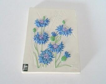 JIE Gantofta Ceramic - Vintage Swedish Plaque -  Scandinavian Wall Hanging Design by Aimo