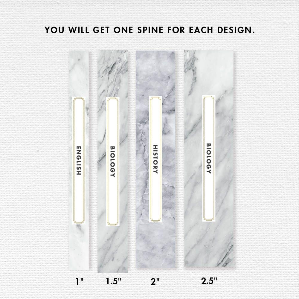 college binder printables