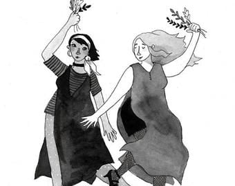 Witch 11--The Dancing Witches