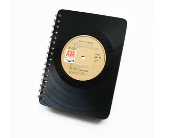 Vinyl Sketchbook | A5 | Record Notepad | Blank Jotter | South of the Border