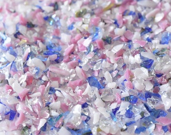 Effervescent - Glass Frit Blend - CoE 92 - 96 (suitable for use on glass COE 90 - 104)