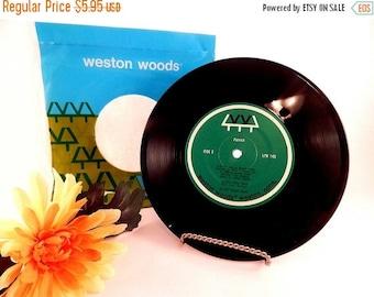 Patrick Children's Story on 33 1/3  RPM Vinyl Record Vintage 1970's Weston Woods Retro Home Entertainment