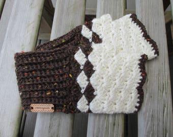 Fingerless Gloves, Crochet Fingerless Gloves, Crochet Hand Warmers, Wool Fingerless Gloves by CROriginals