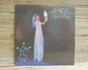 Stevie Nicks Bella Donna Record Album 1981 Modern Records Inc.