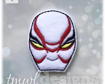Kabuki Elf Mask Toy Digital Design File