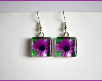 ASTER unique earrings