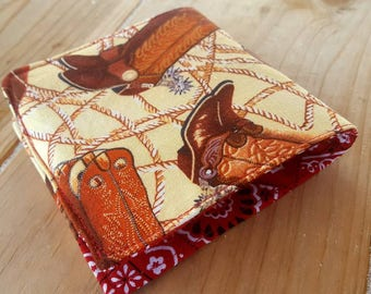 Boot wallet etsy boys western wallet boys wallet cowboy boot bi fold wallet boys first negle Choice Image
