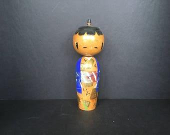 Japanese Koleshi Doll Bobble Head