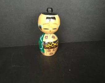 Vintage Kokeski Bobble Head Doll