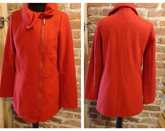 Vintage Little Red Jacket Size Small