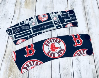 Coffee / Drink Cozy - Sleeve - Baseball - MLB - Red Sox - Yankees