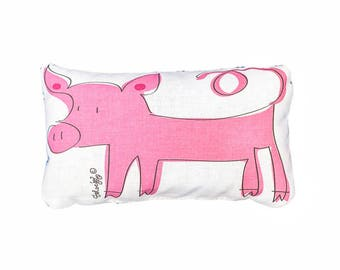 Piggy lavender sachet, Made in Maine