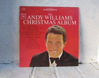 Andy williams | Etsy