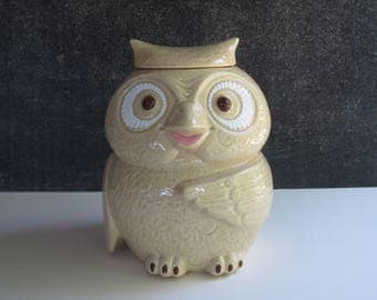 McCoy Woodsy Owl Cookie Jar – Made in USA-204