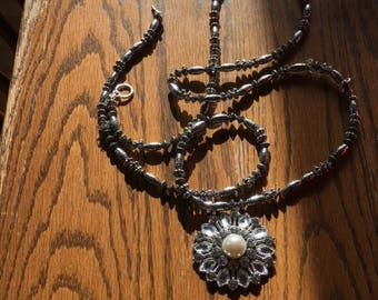 A  necklace inspired by Marie of Guise