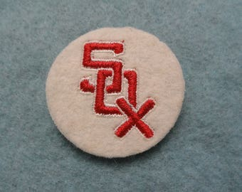 Vintage Chicago White Sox Baseball   Patch