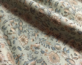Civil War Fabric Bon Voyage by French General for Moda 13705 14 Sage 100% Quality Cotton by Yd or Yardage