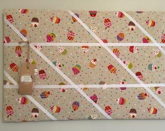 Cupcake Memory board