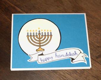 Hanukah Card