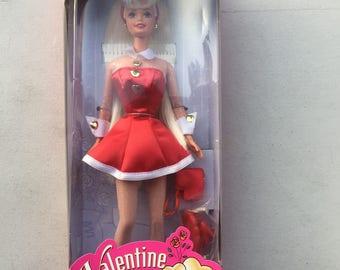 Mattel Valentine Date Barbie Vintage New in box