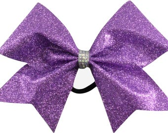 Regal Glitter You Chose Color Cheer Bow