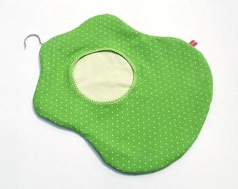 Clothespin, bag, peg bag clip pouch, staple bag, Clothespin bag