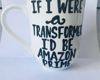 Amazon Prime Funny funny mom mug- stocking stuffer-mugs- Mom Mug- Funny Mother's Day mug- gifts for mom- Mother's Day gift-stocking stuffer