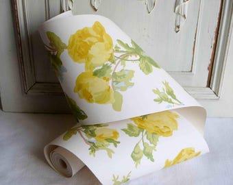 papier peint etsy fr. Black Bedroom Furniture Sets. Home Design Ideas